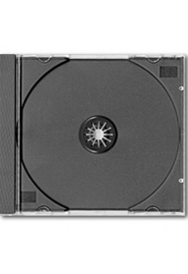 PACK BOITIERS 1 CD NOIR