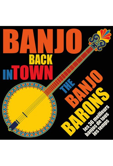 Banjo back in town
