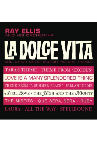 La Dolce Vita and other great motion picture themes