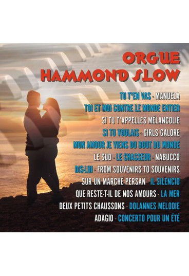 Orgue Hammond Slow