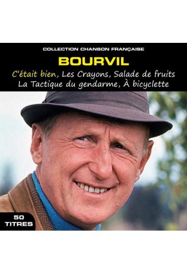 Collection chanson française : Bourvil