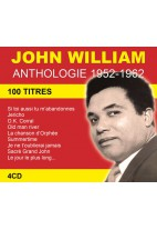 John William : Anthologie 1952-1962