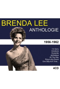 Brenda Lee : Anthologie 1956-1962