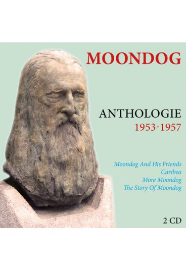 Moondog : Anthologie 1953 - 1957