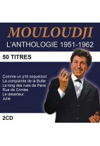 Mouloudji : l'anthologie 1951-1962