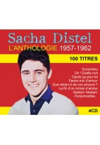 Sacha Distel : L'anthologie 1957-1962