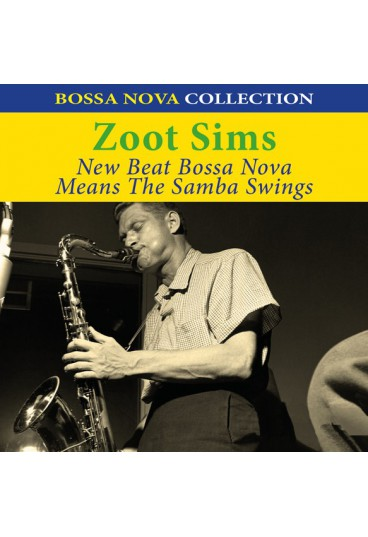 New beat bossa nova means the samba swings
