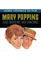 Mary Poppins - Bande Originale du Film (Version Anglaise & Française)