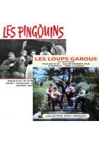 Pack CD : Les Pingouins + Les Loups Garous