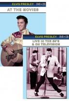 Elvis Presley at the movies - DVD + CD